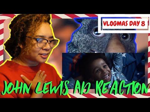 John Lewis Christmas Advert 2017 Reaction | VLOGMAS 2017 🎄