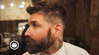 How To Get Crop Hairstyle From Your Barber  | Carlos Costa thumbnail