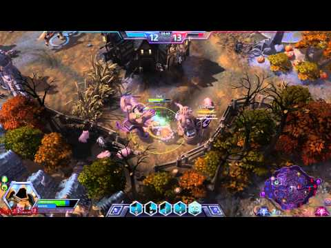Heroes of the storm cooperative gameplay