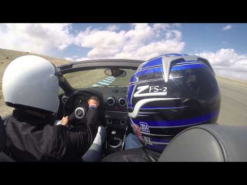 SCCA Reno Fernley Raceway PDX/Time Trials Round 1