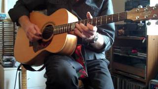 E Blues Licks by Max Milligan.