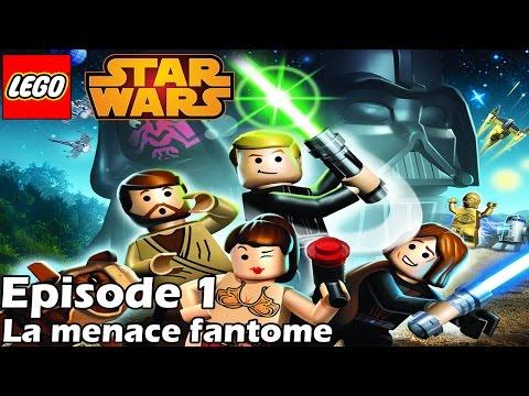 LEGO Star Wars FR - Episode 1 : La menace fantome