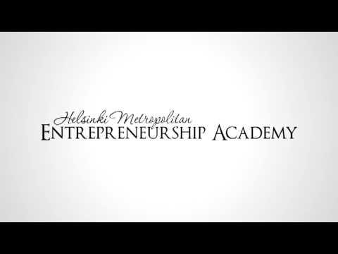 We Love Business - Helsinki Metropolitan Entrepreneurship Academy