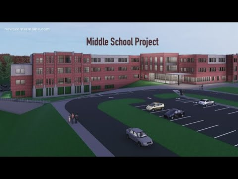 South Portland, Maine Residents To Vote On New Middle School Proposal