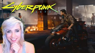 REACTION: Cyberpunk 2077 Cars & Keanu Reeves | Night City Wire ep. 4