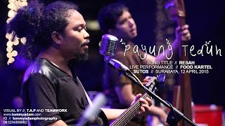 Payung Teduh  //  Resah  //  Visual by TAP and TEAMWORK
