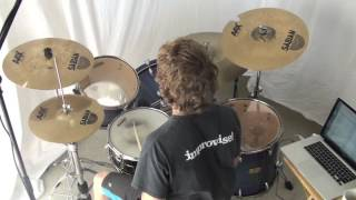 10,000 Reasons- Matt Redman (Drum Cover)