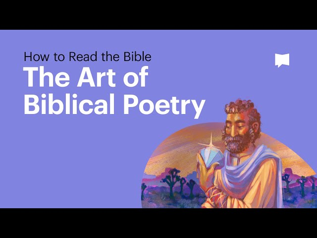 How to Read the Bible: Poetry