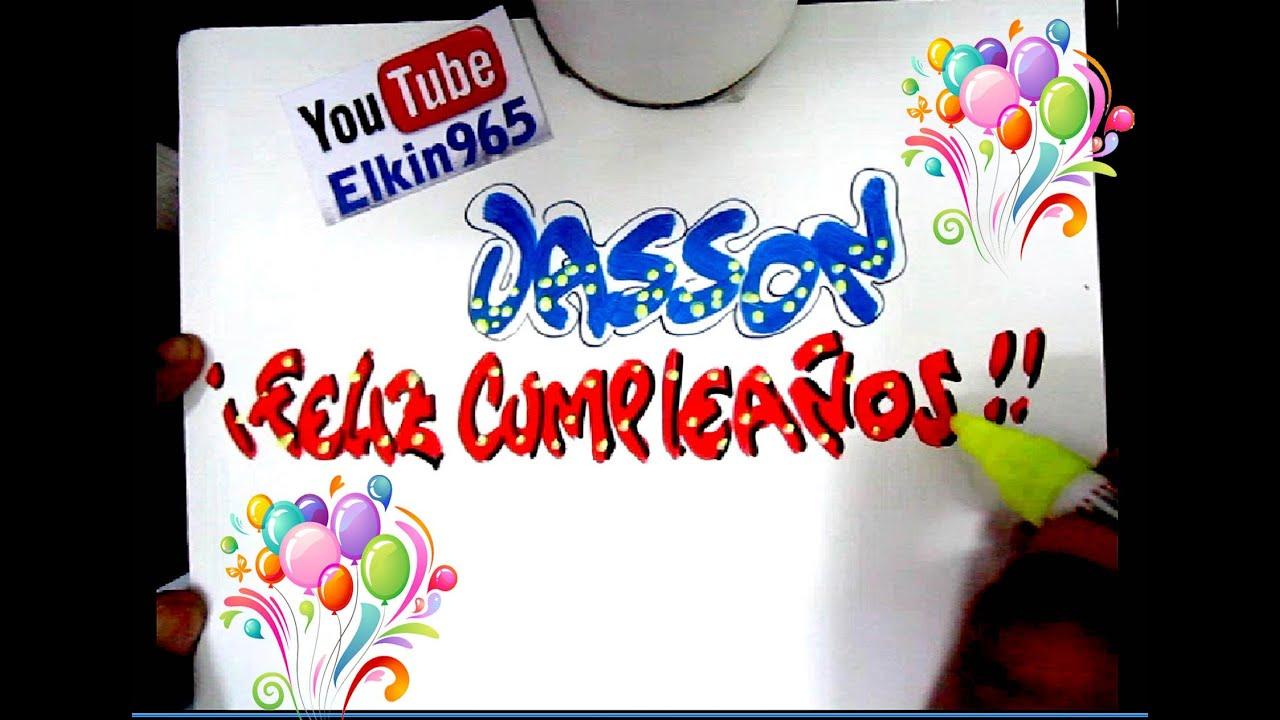 Letra Timoteo Saludo De Cumpleaños.