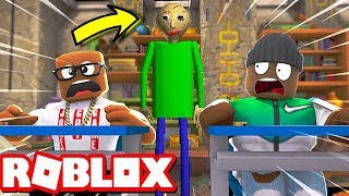 MULTIPLAYER BALDI'S SCHOOLHOUSE ESCAPE IN ROBLOX