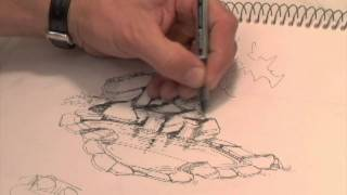 Stonemakers Artisans™ How to draw Hardscapes