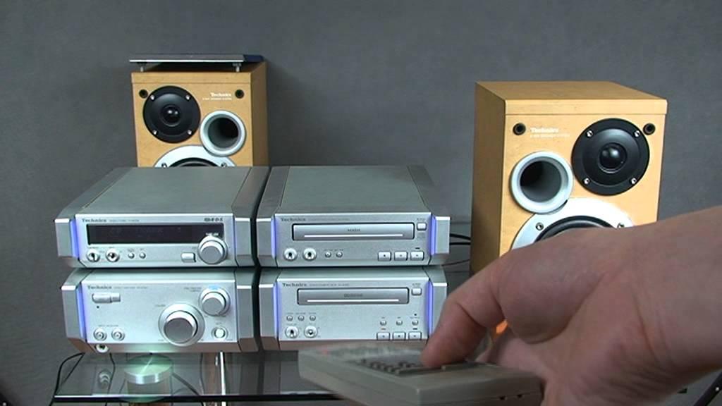 Technics Sc Hd505 Youtube