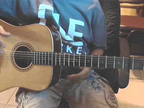 Toes - Intro Tutorial (Zac Brown Band) - YouTube