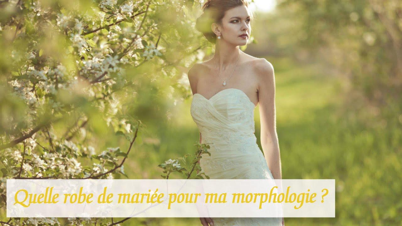 Mariage comment choisir ma robe de mari e en fonction de for Don de robe de mariage militaire