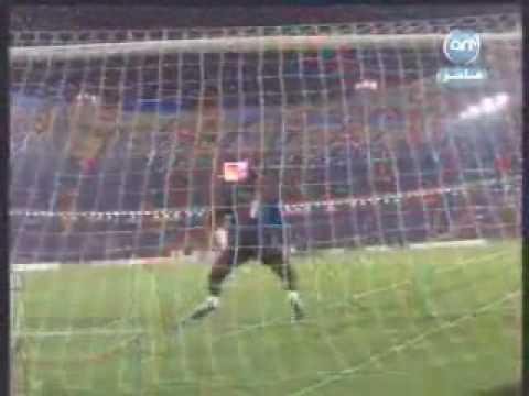 Tunisia vs Nigeria Can 2004 SEMI FINAL PART 2