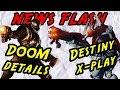 Doom details and no cross-play for Destiny - News Flash