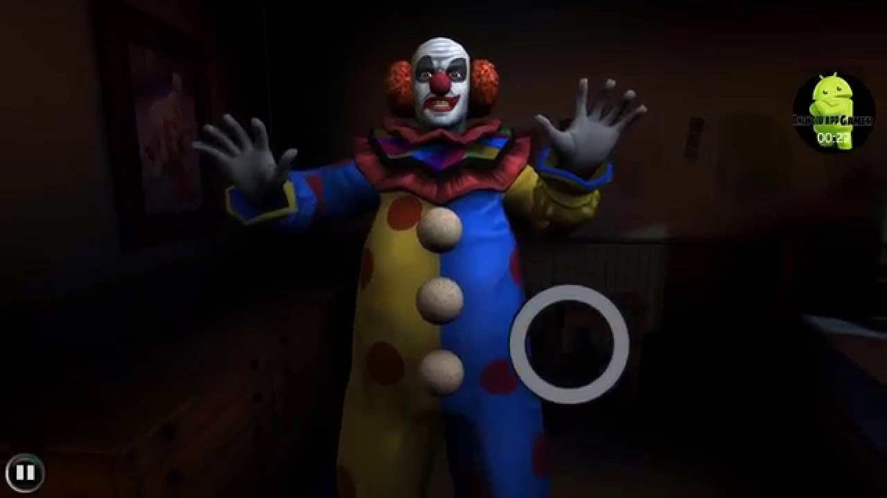 goosebumps night of scares murder the clown jumpscare youtube