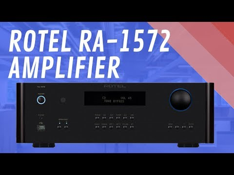 Rotel RA-1572 Integrated Amplifier - Quick Look India
