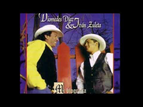 1997 MI BIOGRAFIA (album completo) DIOMEDES DIAZ E IVAN ZULETA