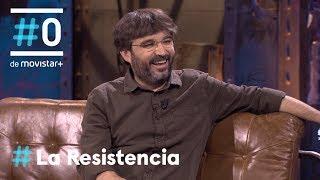 LA RESISTENCIA - Entrevista a Jordi Évole | #LaResistencia 24.10.2018