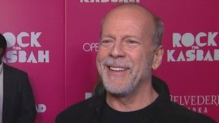 Bruce Willis Says He