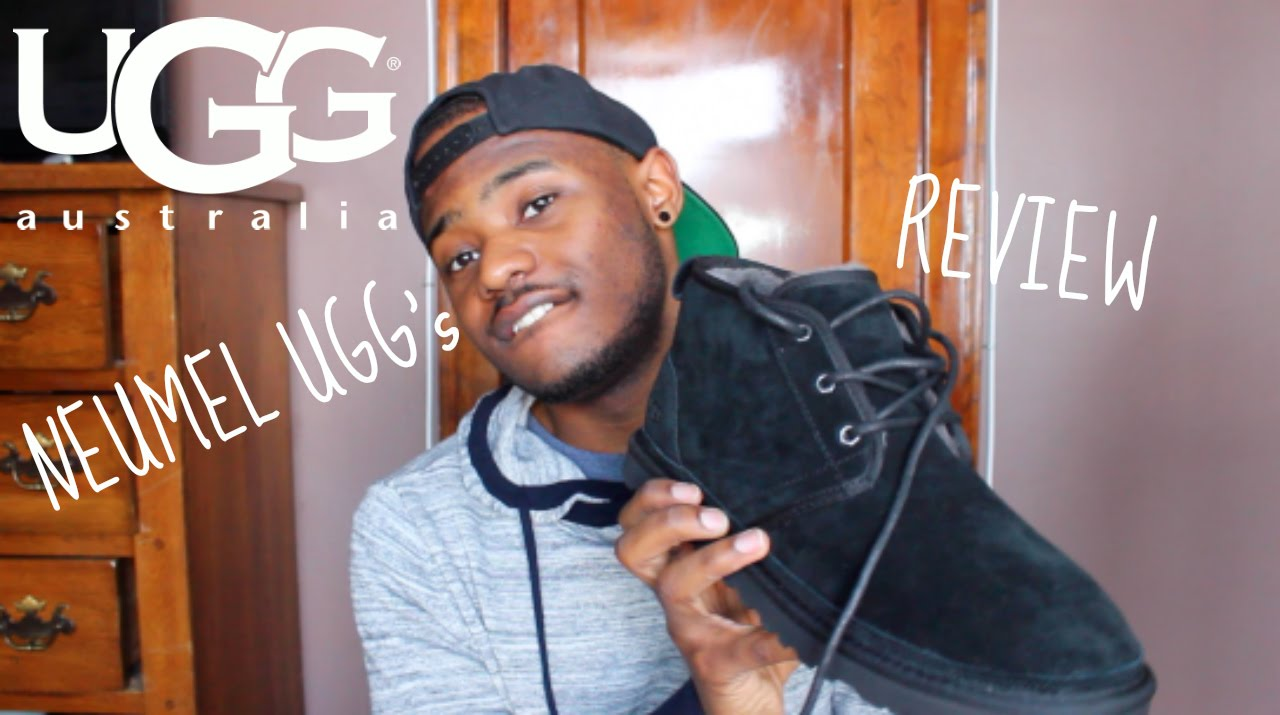 Mens Neumel Ugg Review Youtube