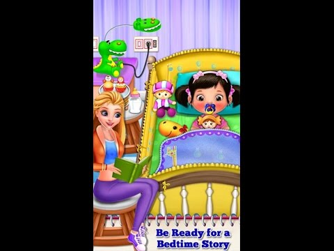 My Sweet Baby Emma Bedtime - Bedtime Story, , Dre Games by android game planet.games for kids  