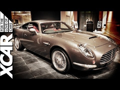 David Brown Automotive Speedback: Classic style, all mod cons