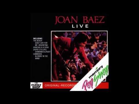 Joan Baez - Live  [Full Album]