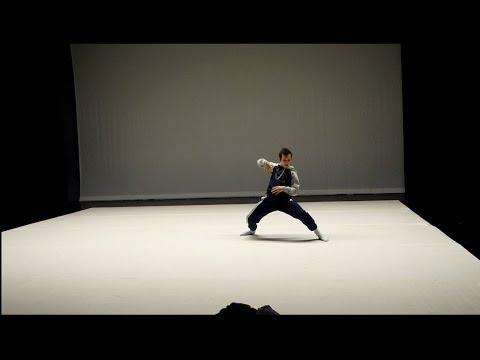 Marijn Stijl - Short contemporary dance improvisation
