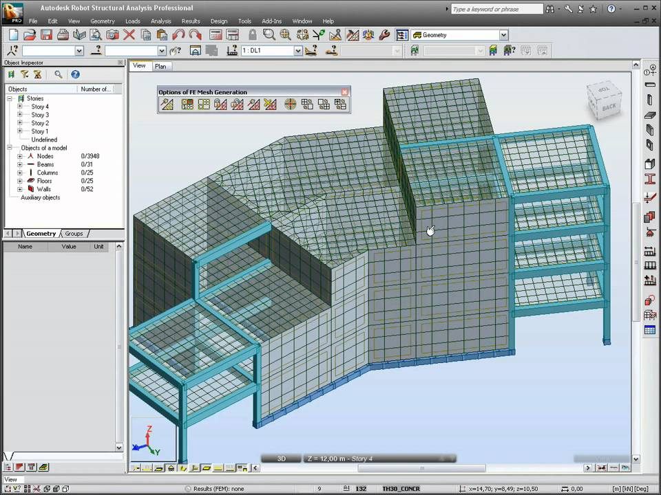 Buy Autodesk Robot Structural Analysis Professional 2011 Cheap