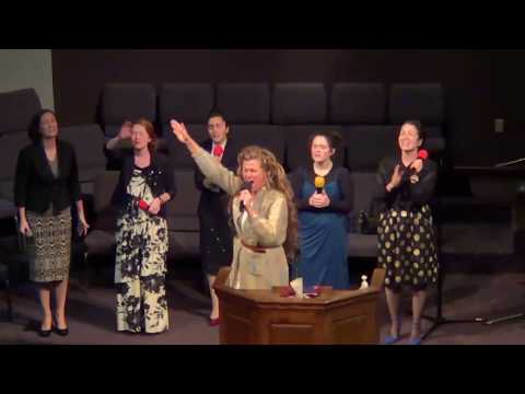 VOH 2015 - Donna Linville - Hope, Dan. 10:10-12, 1 Corinth. 2:5 - Oct. 16, 2015 (Fri. P.M.)