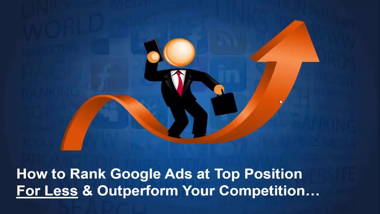 How To Rank Google Ads At Top Position For Less Increase Profits