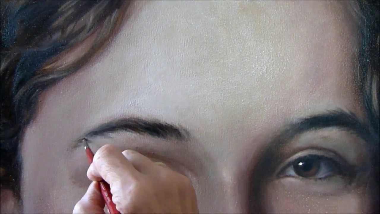 Aprenda a pintar rosto 2