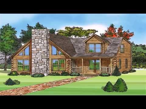 Log Homes Floor Plans Florida