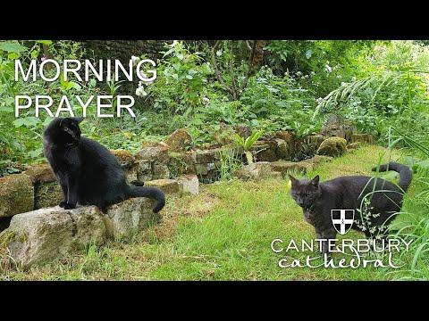Morning Prayer - Friday, 5th June 2020 | Canterbury Cathedral