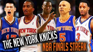 The 73-year new york knicks nba finals tradition that nobody knows about