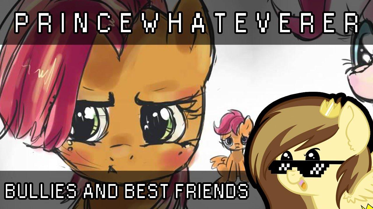 PrinceWhateverer (Ft. Scrambles, Shadyvox, & AAR) - Bullies and Best Friends - PrinceWhateverer (Ft. Scrambles, Shadyvox, & AAR) - Bullies and Best Friends