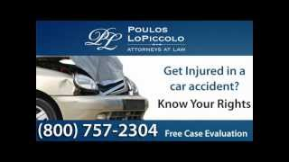 Car Accident Lawyer Holmdel NJ | Poulos LoPiccolo Attorneys