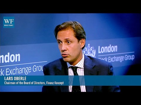 Finanz Konzept on investors' growing appetite for asset management | World Finance Videos