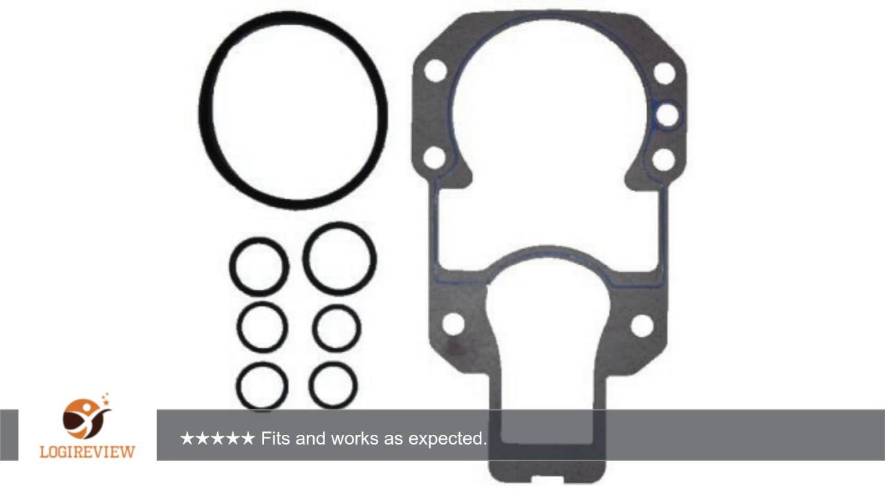 Mercruiser Outdrive Mounting Gasket Kit for Alpha One or Generation 2 27-94996Q2
