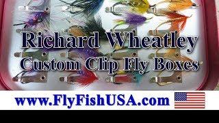 Wheatley Custom Fly Boxes