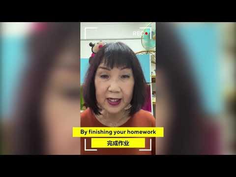 Glory Kids Channel: I WILL GO FORWARD 荣耀儿童频道:我会往前走