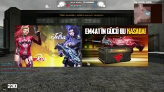Wolfteam ÇalikuŞu Deneme Canli Yayin   W/ Combatstar, Apranax, Theperky, Thejuli