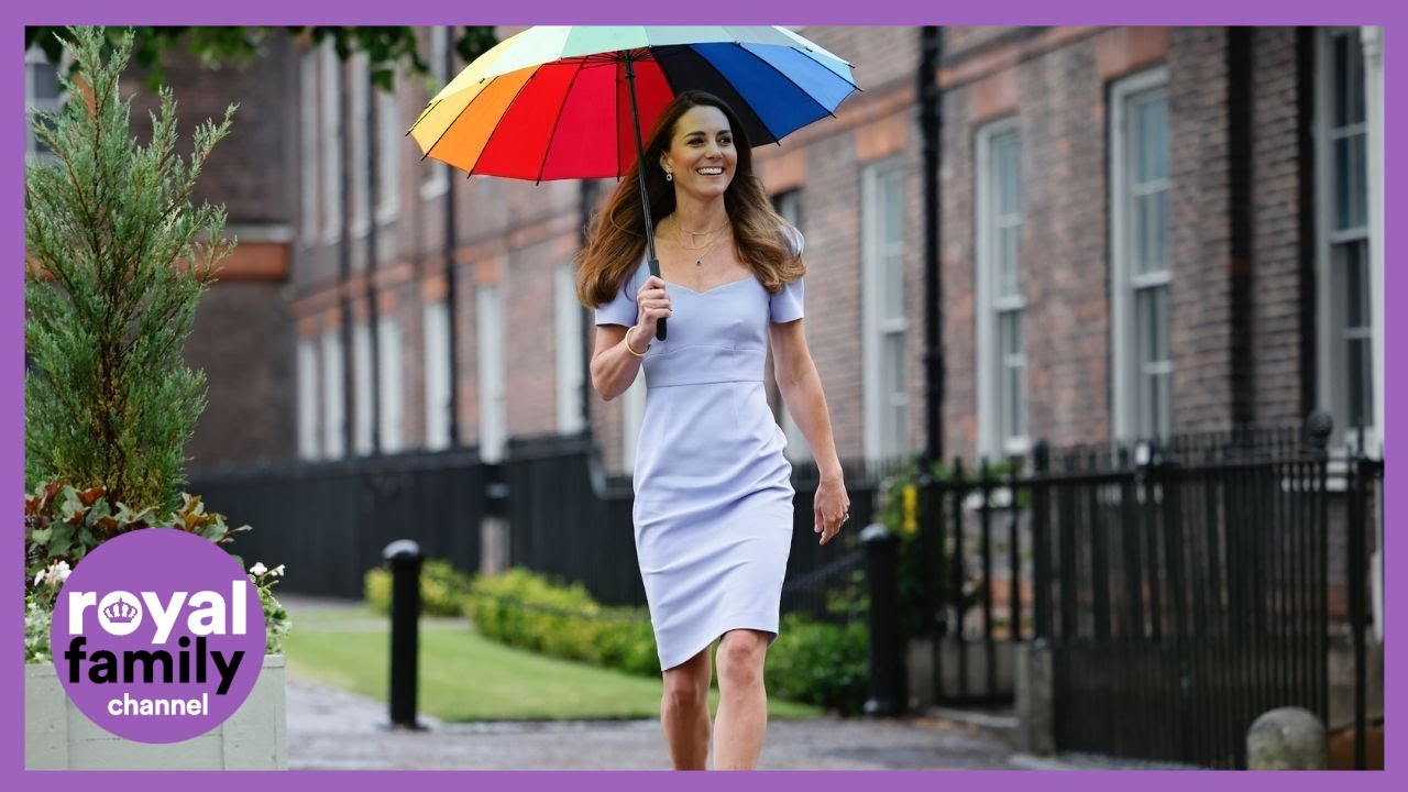 Duchess of Cambridge Visits the LSE For Panel Discussion on Early Childhood