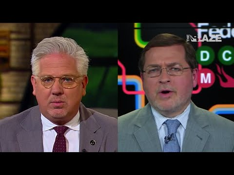 "Glenn Beck Challenges Grover Norquist on ""Taking Checks From"" a Terrorist"