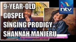 Meet 9-year-old gospel singing prodigy Shannah Manjeru