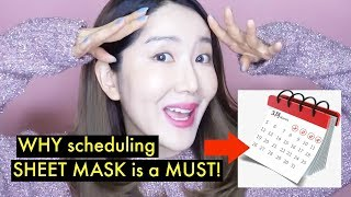 Can I use 1 Sheet Mask Everyday? | DO's & DONT's for Sheet Masks