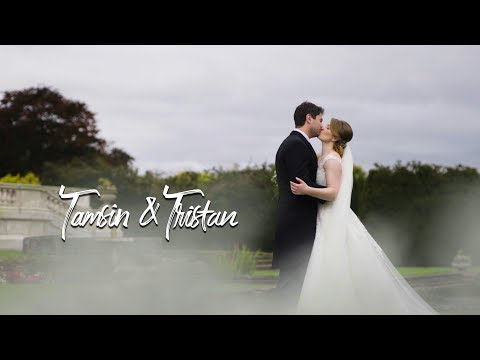 """I'm looking forward to spending the rest of my life by your side"" Tamsin & Tristan"