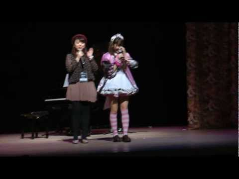 Hitomi @ home cafe E.O.Y 2011 2nd Performance